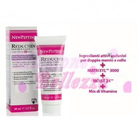 NEWPEPTIN REDUCHING DOPPIO MENTO E COLLO 50 ML