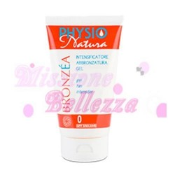 BRONZEA INTENSIFICATORE ABBRONZATURA GEL 150 ML PHYSIO NATURA