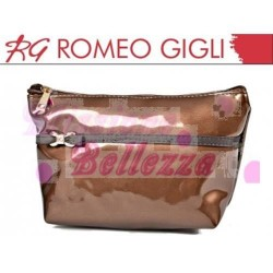 BEAUTY DONNA ROMEO GIGLI 36-6 TROUSSE COL.TAUPE