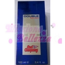 BEST COMPANY DOUBLE FOR MEN AFTER SHAVE 100ML