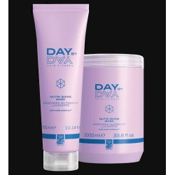 DAY BY DAY MASCHERA NUTRIENTE LUCIDANTE 300 ML GREEN LIGHT