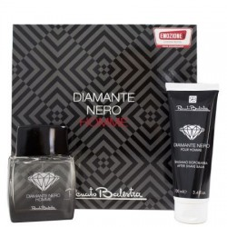 BALESTRA DIAMANTE NERO HOMME COFFRET EDT 100ML + A/S BALM 100ML